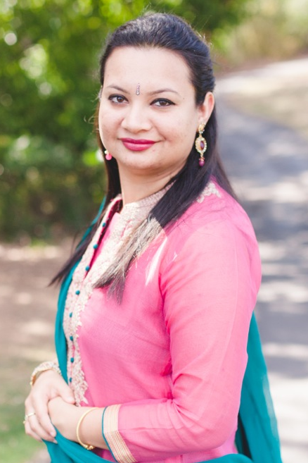 Image of Author Padmaja Acharya